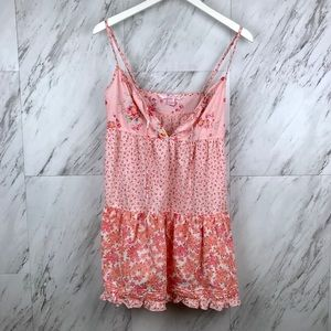 Victoria's Secret Floral Boho Dress